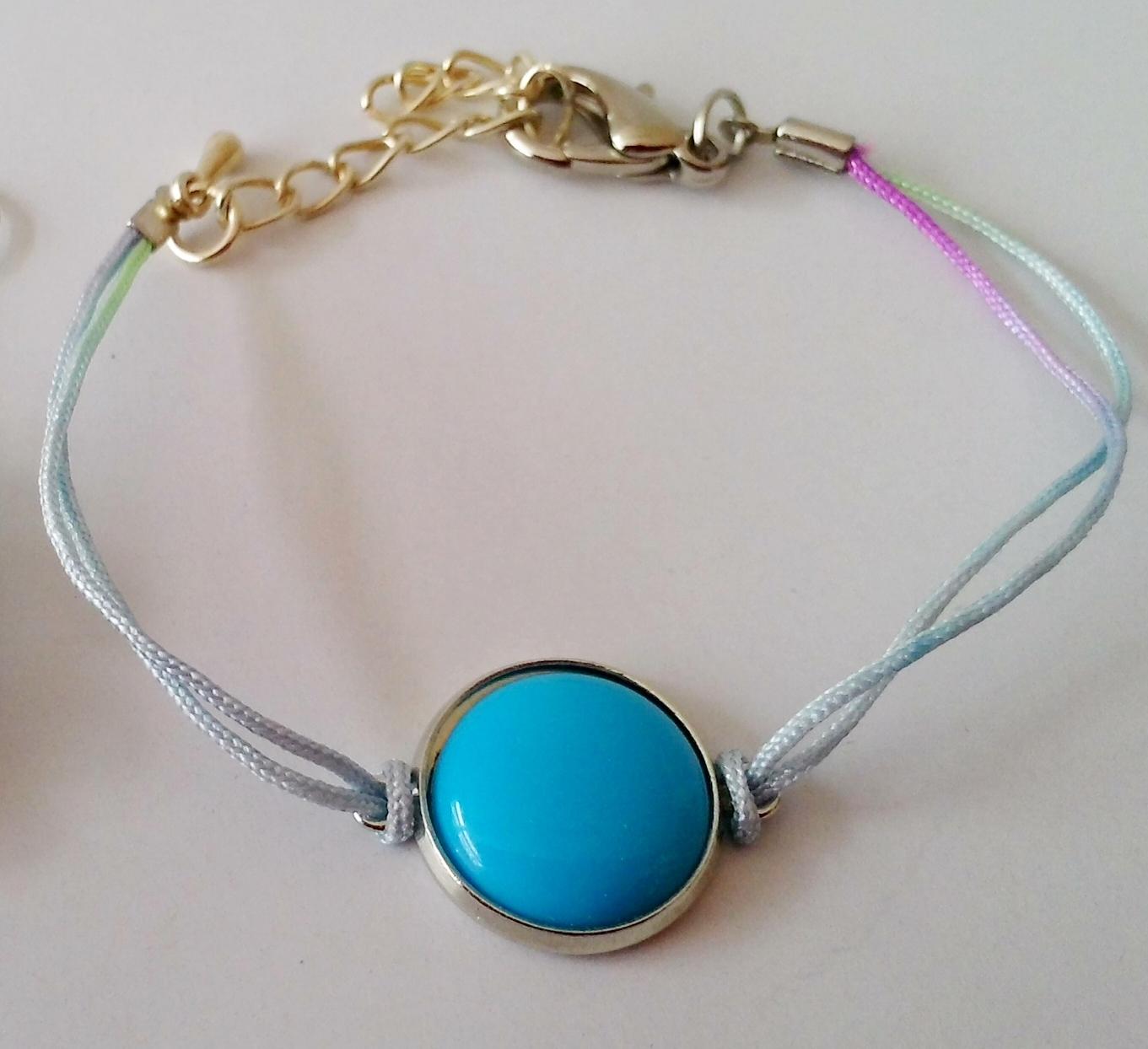 Armband Royal Blue € 7,50
